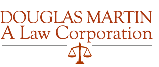 Douglas Martin, A Law Corporation logo